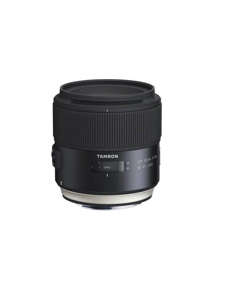 Tamron Tamron SP 35mm f/1.8 Di VC USD Lens for Nikon Mount