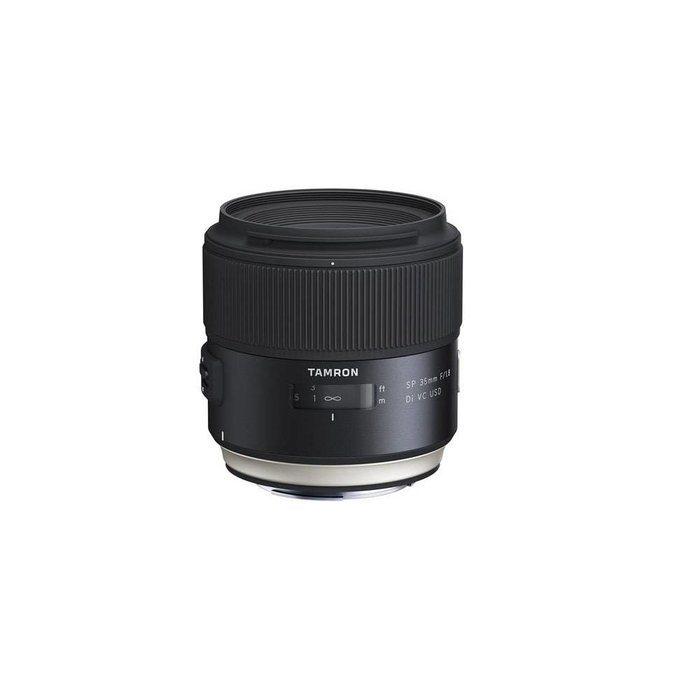 Tamron SP 35mm f/1.8 Di VC USD Lens for Canon Mount
