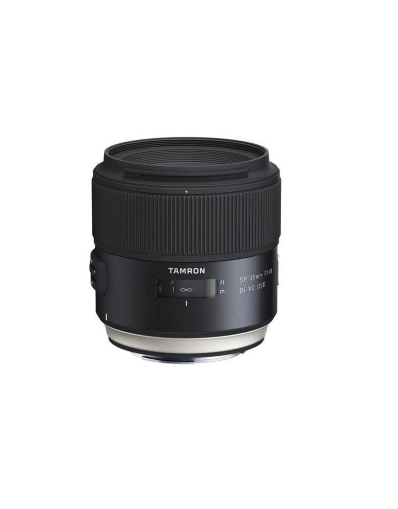 Tamron Tamron SP 35mm f/1.8 Di VC USD Lens for Canon Mount