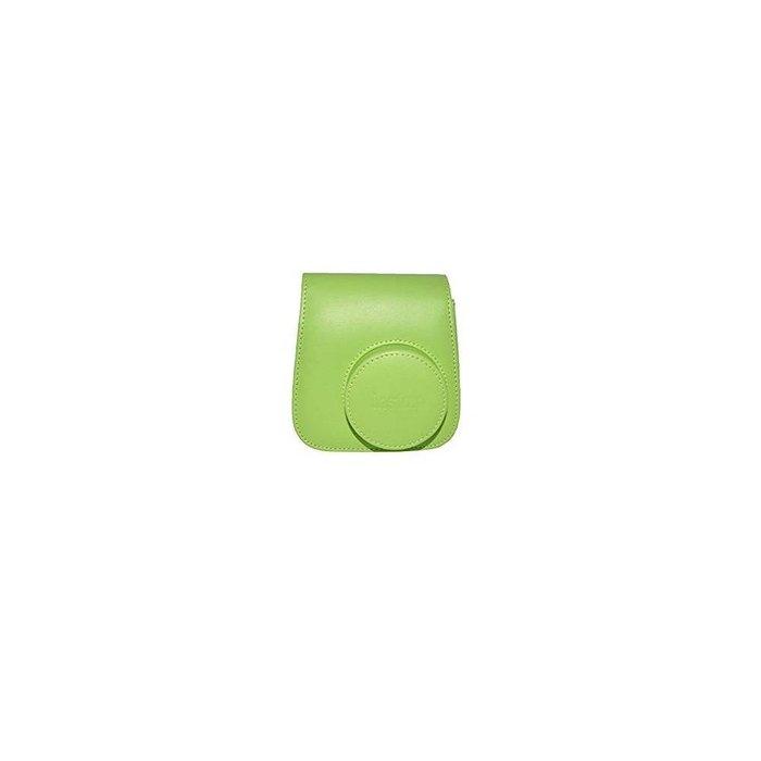 Fuji Instax Mini 9 Groovy Case Lime Green