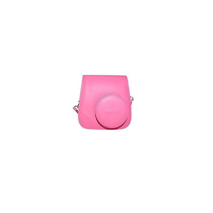 Fuji Instax Mini 9 Groovy Case Flamingo Pink