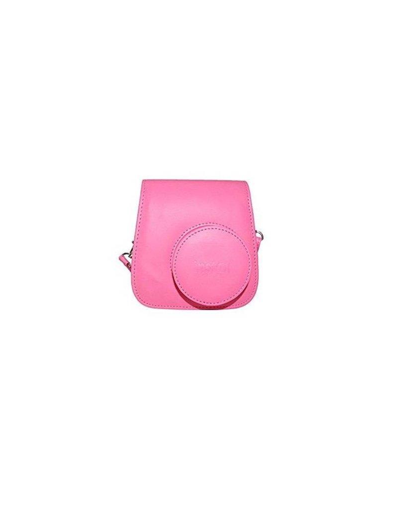 Fuji Fuji Instax Mini 9 Groovy Case Flamingo Pink