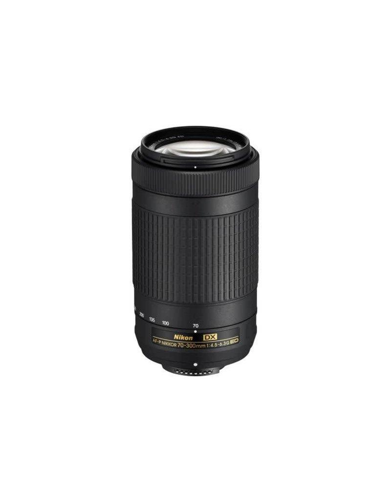 Nikon Nikon AF-P DX NIKKOR 70-300mm f/4.5-6.3G ED Lens