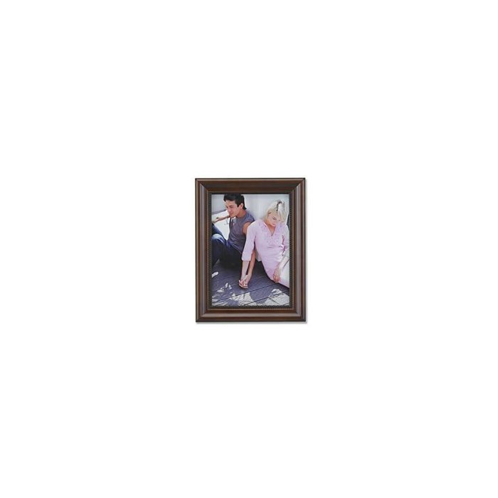 Lawrence Frames Wanut Wood with inner beading Picture Frame,