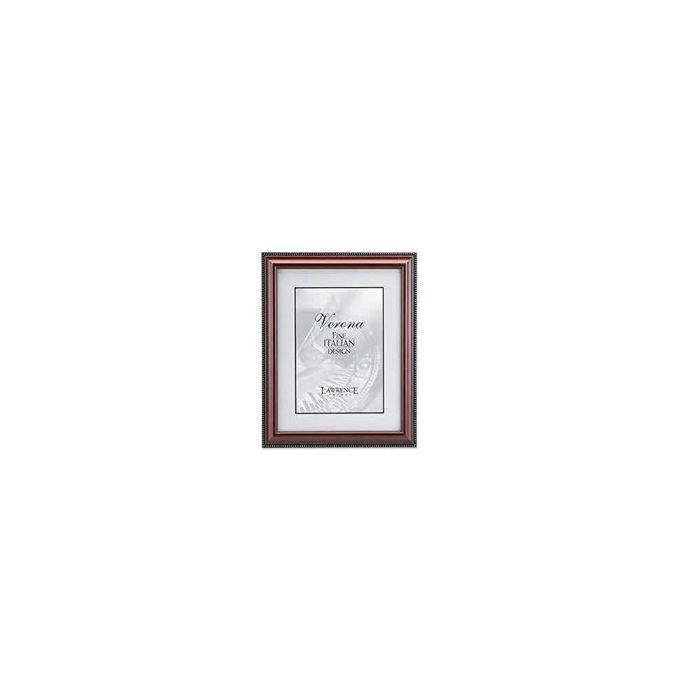 Lawrence Frame 4X6 Walnut (10 X 15cm)