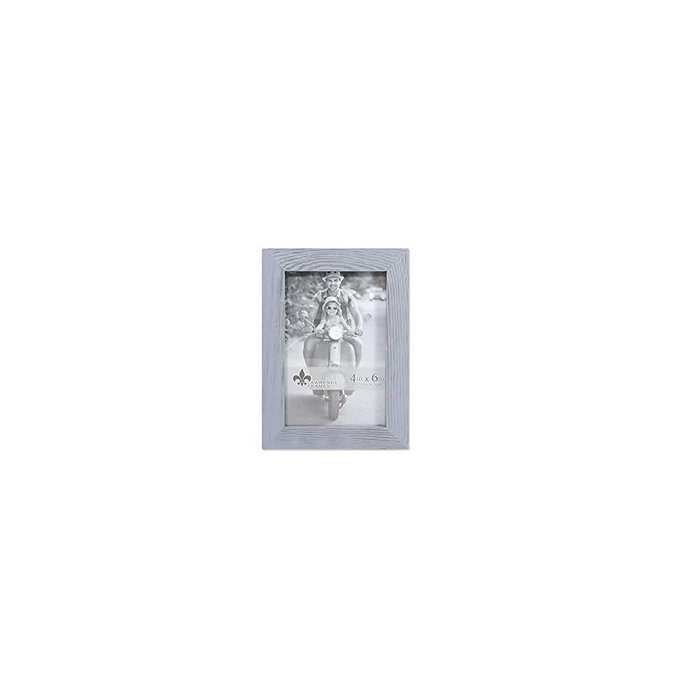 Lawrence Frame 4X6 Wood Gray (10.2 X15.2cm)