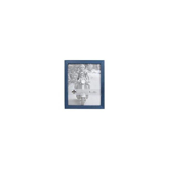 Lawrence Frame 8X10 Blue Wood (20.3 X 25.4cm)