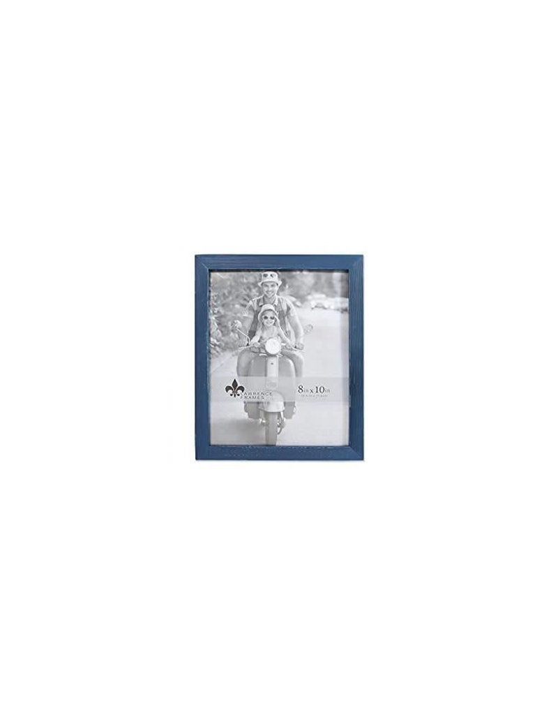 Lawrence Frames Lawrence Frame 8X10 Blue Wood (20.3 X 25.4cm)