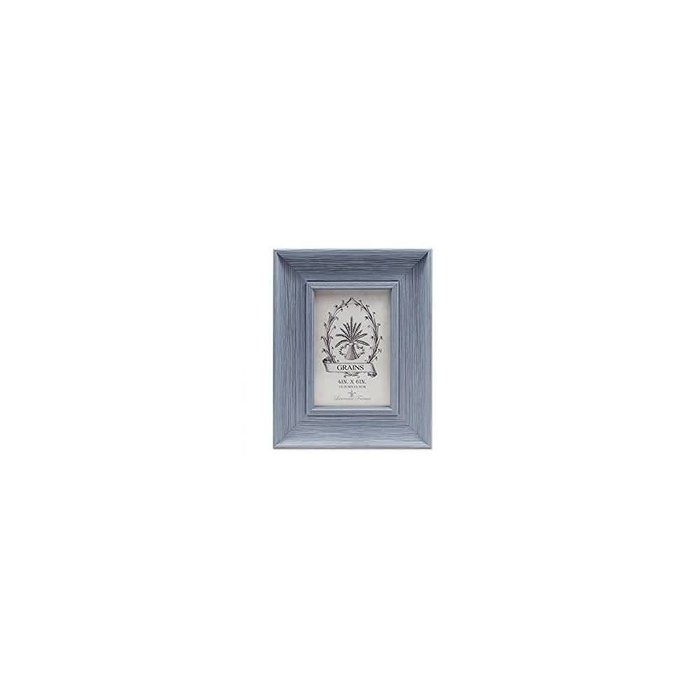 Lawrence Frame 4X6 Weather Lapis (10.2 X 15.2cm)