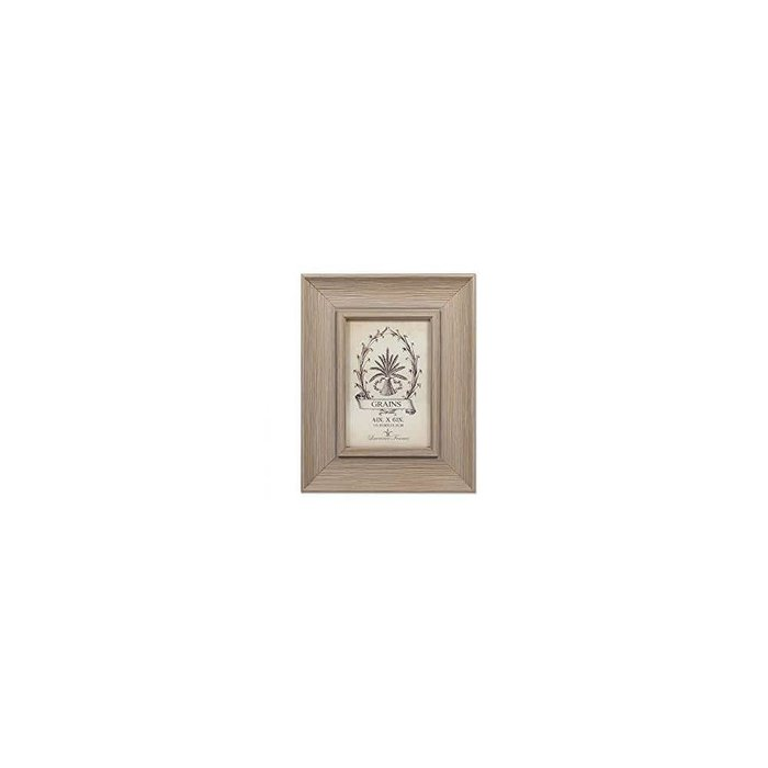 Lawrence Frame 4X6 Weather Driftwood (10.2 X 15.2cm)