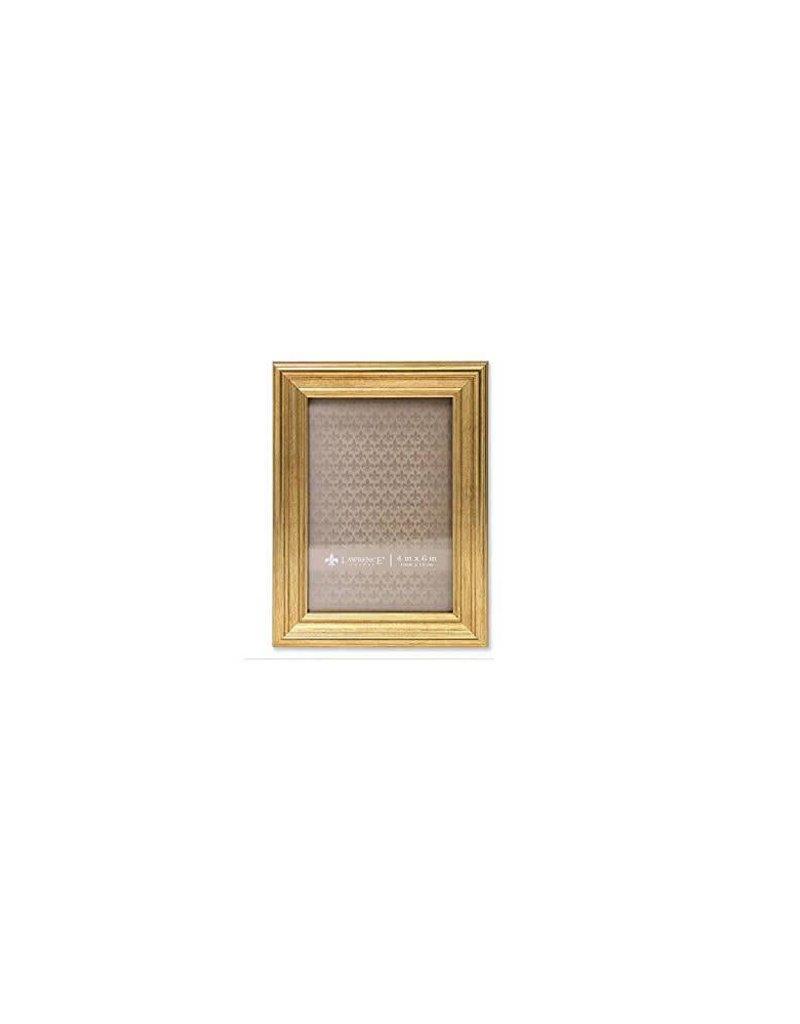 Lawrence Frames Lawrence Frame 4X6 Gold Wood (10 X 15cm)