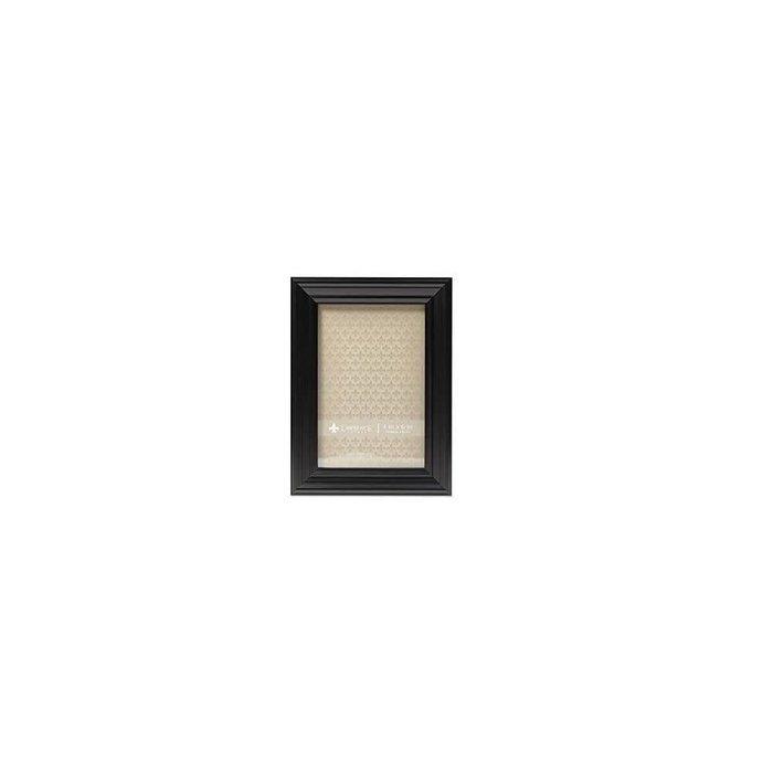 Lawrence Frame 4X6 Black Wood (10 X 15cm)