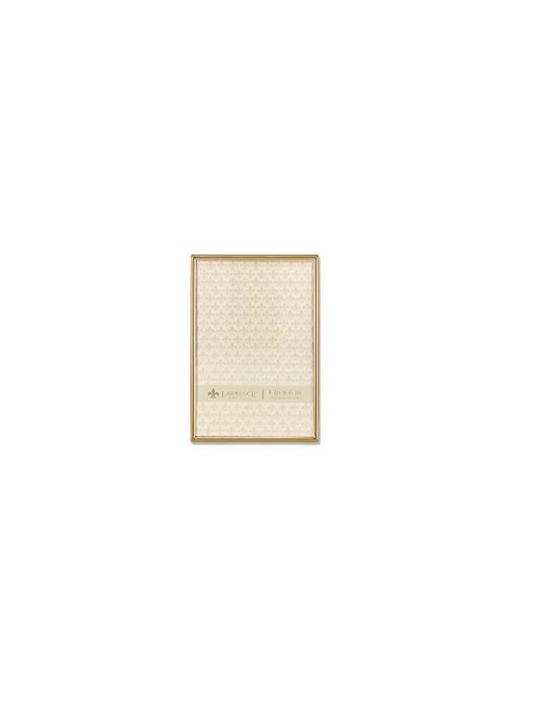 Lawrence Frames Lawrence Frame 4X6 Simply Gold (10 X 15cm)