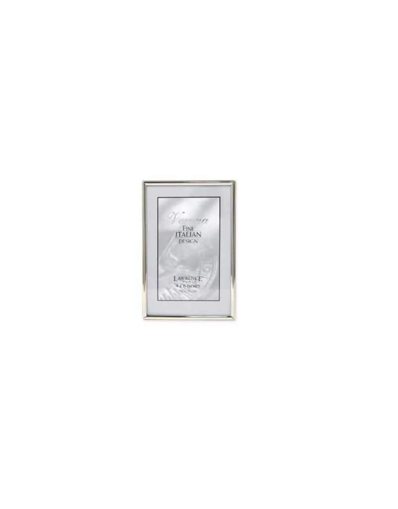 Lawrence Frames Lawrence Frame 4X6 Simply Silver (10 X 15cm)