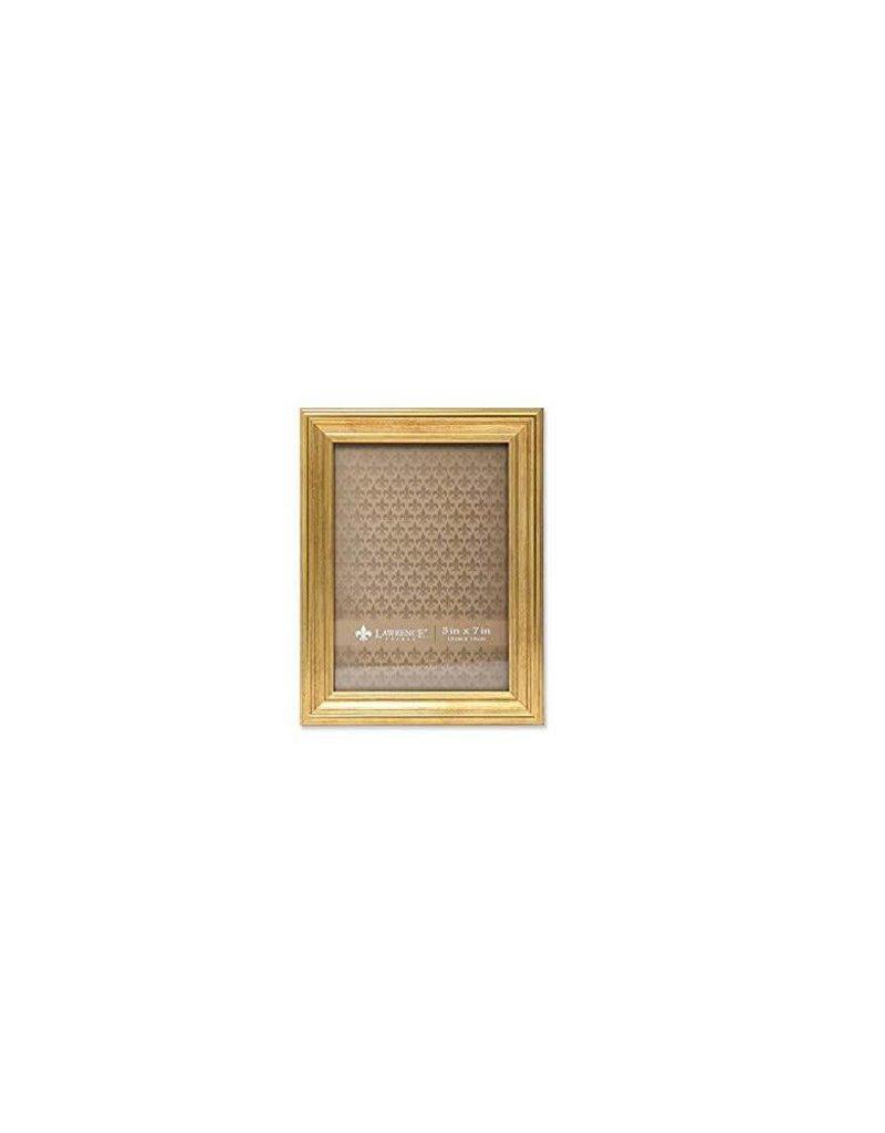 Lawrence Frames Lawrence Frame 5X7 Gold Wood (13X 18cm)