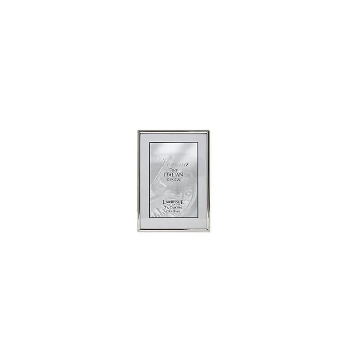 Lawrence Frame 5X7 Simply Silver (13X 18cm)