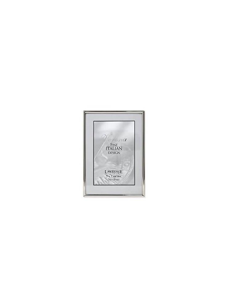 Lawrence Frames Lawrence Frame 5X7 Simply Silver (13X 18cm)