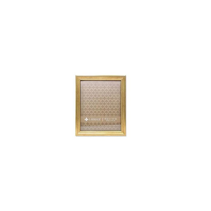 Lawrence Frame 8X10 Gold Wood (20X 25cm)