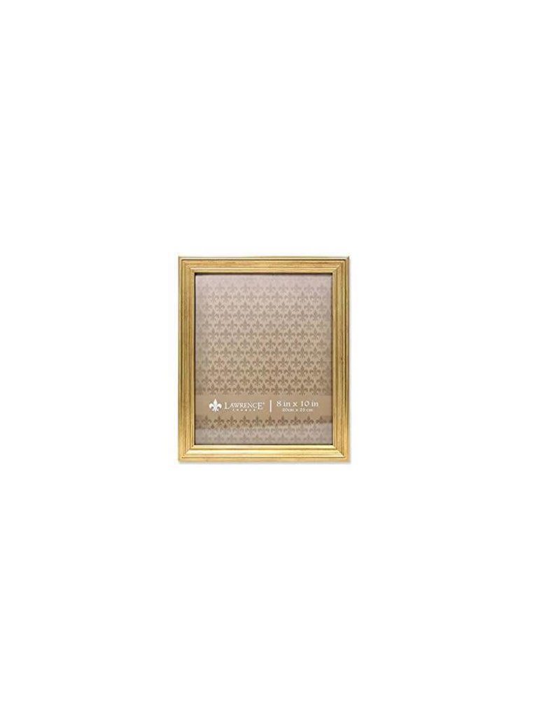 Lawrence Frames Lawrence Frame 8X10 Gold Wood (20X 25cm)