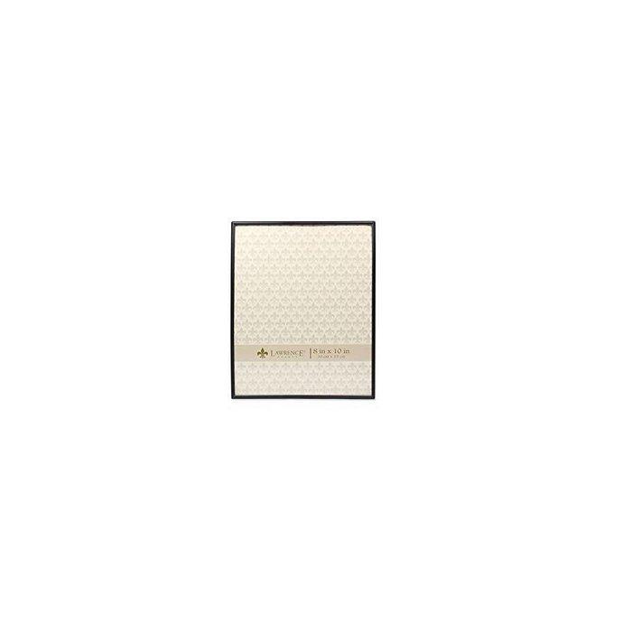 Lawrence Frame 8X10 Simply Black (20X 25cm)