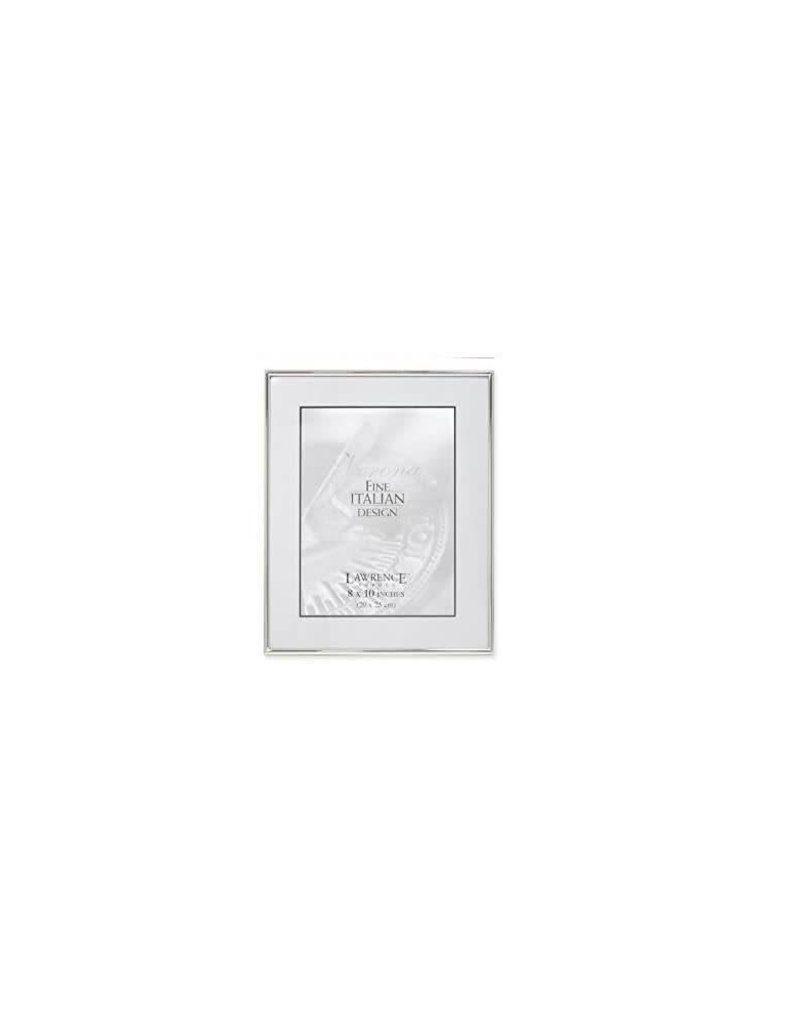 Lawrence Frames Lawrence Frame 8X10 Simply Silver (20X 25cm)