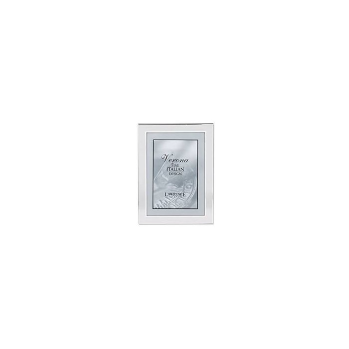 Lawerence Frame 5X7 Silver Matte