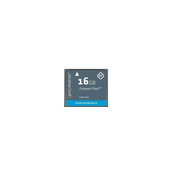 Promaster 16GB Rugged CF Memory Card
