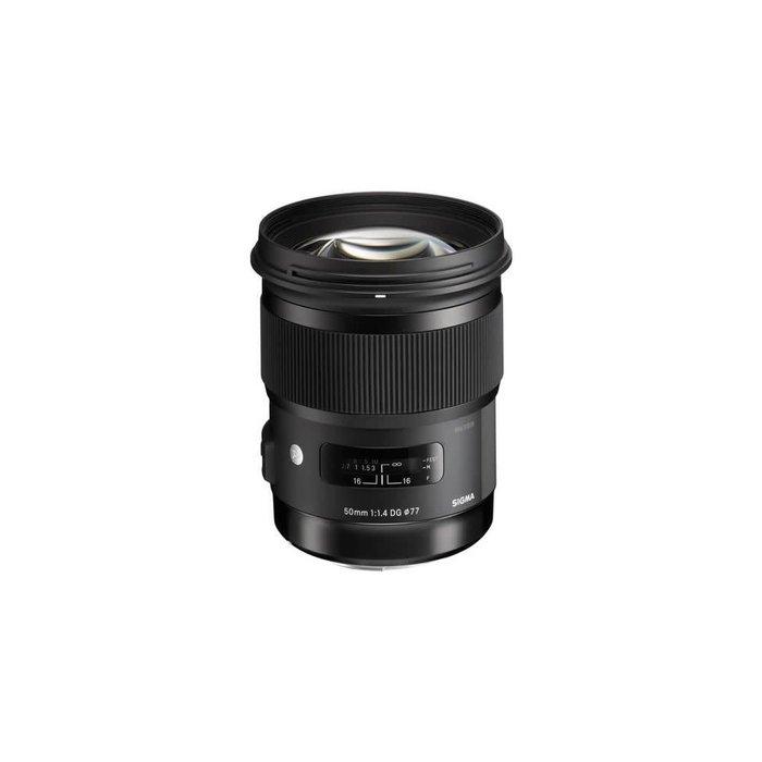 Sigma 50mm f/1.4 DG HSM Art Lens for Nikon F