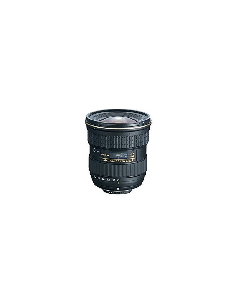Tokina Tokina AT-X 116 PRO DX-II 11-16mm f/2.8 Lens for Canon
