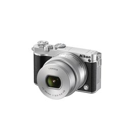 Nikon Nikon 1 J5 Mirrorless Digital Camera with 10-30mm Lens (Silver)