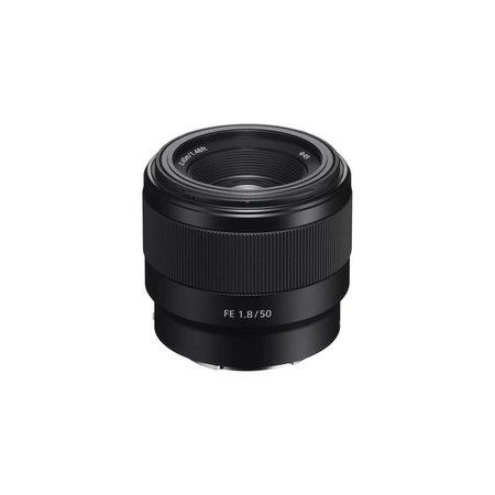 Sony Lens for Sony E‑Mount ‑ 50mm ‑ F/1.8