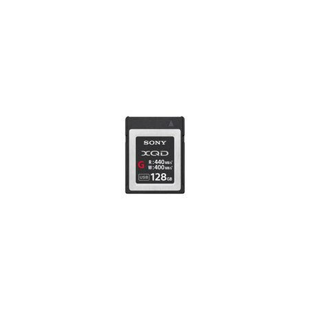 Sony G-Series QD-G128E - flash memory card - 128 GB - XQD