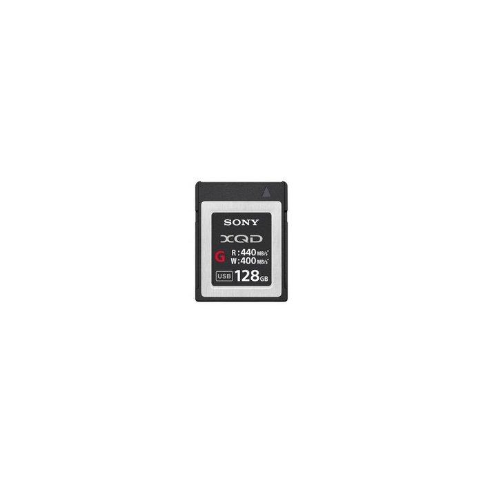 Sony G-Series QD-G128E - flash memory card - 128 GB - XQD