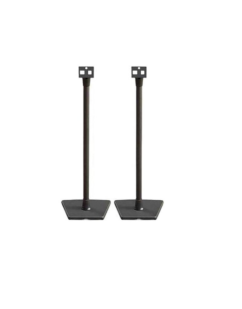 Sonos SANUS Speaker Stand for the Sonos PLAY:1 & PLAY:3 (Black, Pair)