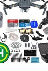 DJI DJI Mavic Pro With 12MP / 4K Camera! EXTREME PRO ACCESSORY BUNDLE - Brand New!
