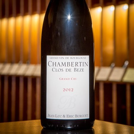 Domaine Alain Burguet Chambertin Clos de Beze 2012