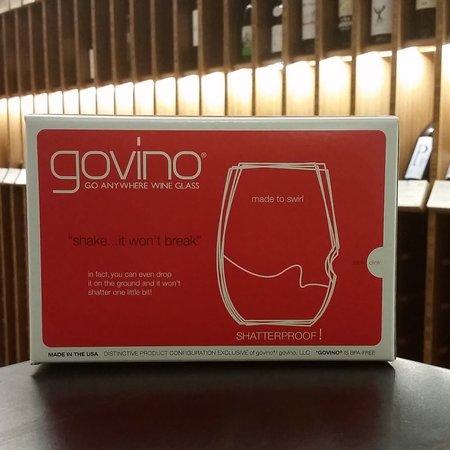 GoVino To-Go Wine Hand Wash Glasses (set of 4)