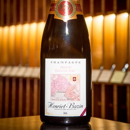 Henriet Bazin Rose Grand Cru NV