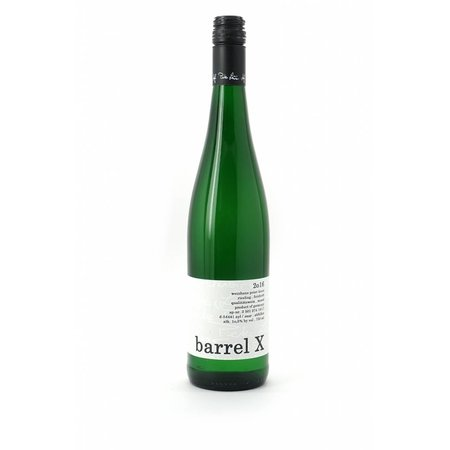 Peter Lauer Riesling Barrel X 2016