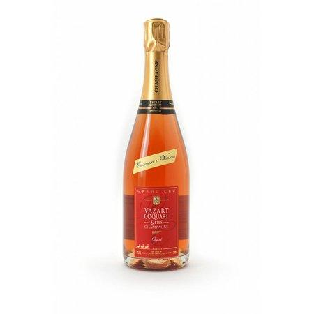 Vazart-Coquart Champagne Brut Rose NV