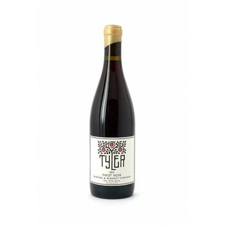 Tyler Winery Pinot Noir Sanford Benedict 2014