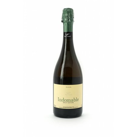 Mas Candi Cava Brut Nature Indomable 2012