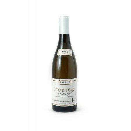 Domaine Parent Corton Blanc Grand Cru 2014
