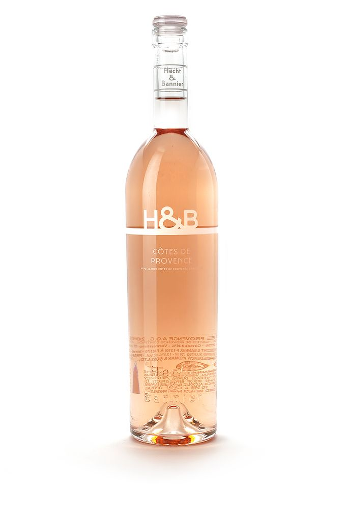 H&b Photo hecht & bannier h&b rose cotes du provence 2017 - nolita wine merchants