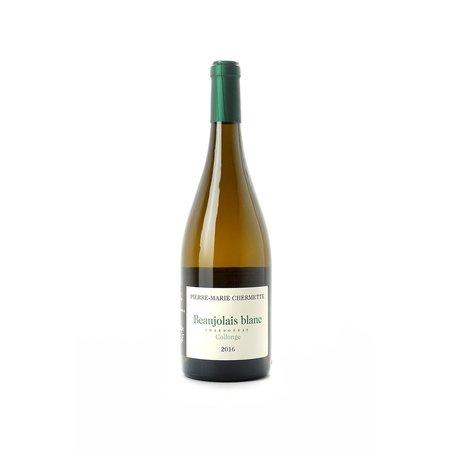 Pierre-Marie Chermette Beaujolais Blanc 2016
