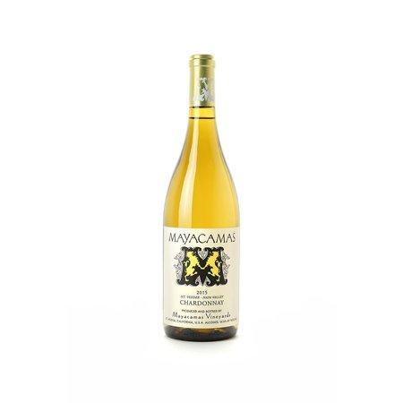 Mayacamas Chardonnay Mt Veeder 2015