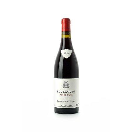 Paul Pillot Bourgogne Rouge 2016