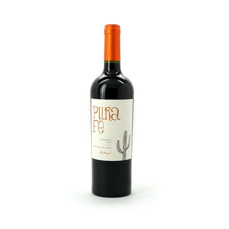 Antiyal Maipo Valley Carmenere Pura Fe 2015