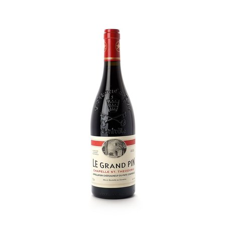 Chapelle St. Theodoric Chateuneuf du Pape Le Grand Pin 2015