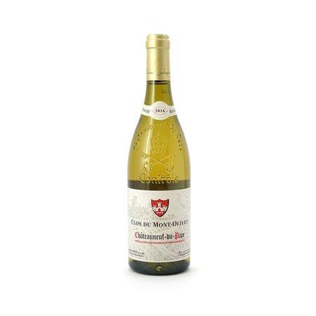 Clos du Mont-Olivet Chateauneuf du Pape Blanc 2016